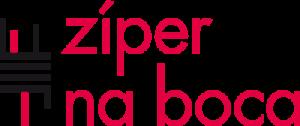 Logotipo Coral Unicamp Zíper na Boca