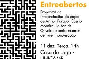 Coletivo Improvisado apresenta: Planos Entreabertos