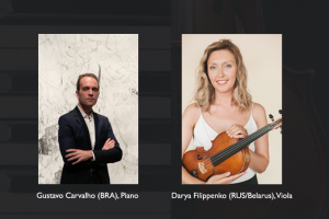 Concerto e workshop com apoio do CDMC – set. 2019