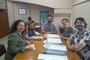 Mariana Cozzella doa para acervo CDMC partituras de Damiano Cozzella