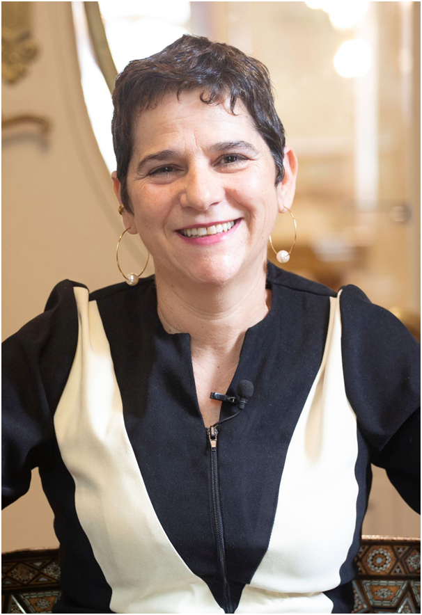 Profª. Drª. Maria Elisa Pasqualini