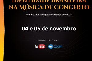 Simpósio: Identidade Brasileira na Música de Concerto