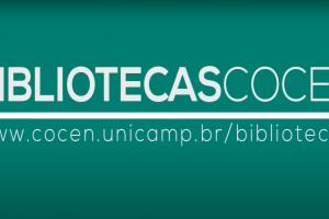 """COCEN lança série de vídeos """"Minuto Biblioteca"""" – Confira o vídeo da Biblioteca do acervo do CDMC"""