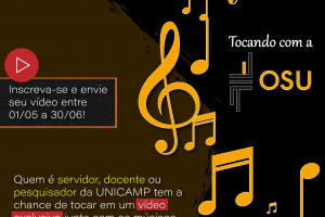 Orquestra Sinfônica da Unicamp (OSU) lança concurso de vídeos online