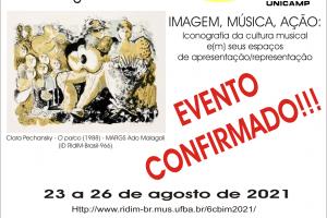 6º Congresso Brasileiro de Iconografia Musical (EDIÇÃO VIRTUAL)