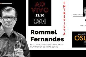 Encontros OSU – Artur Huf entrevista Rommel Fernandes